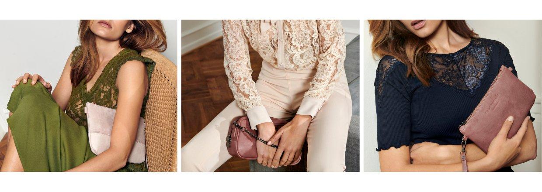 ROSEMUNDE shopping bags and handbags