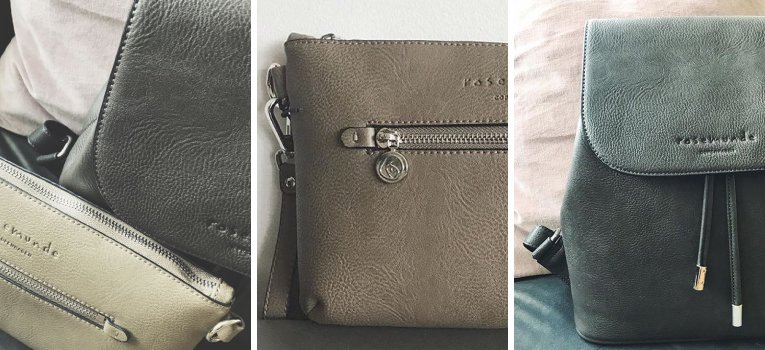 Feminine and beautiful bags