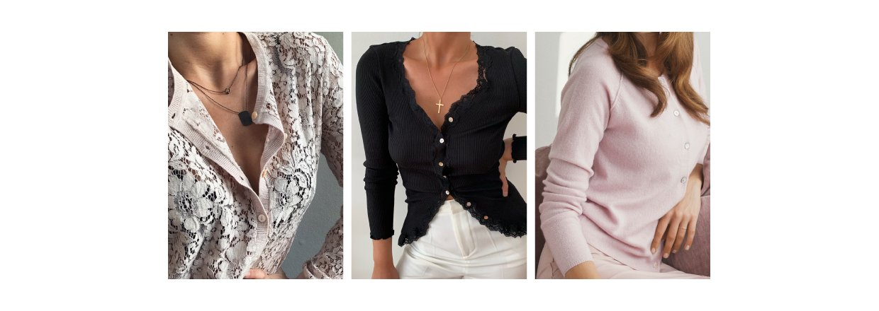 MUST-HAVE CARDIGANS FOR WOMEN