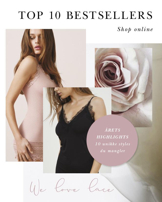 Bestseller toppe til kvinder fra rosemunde tøj