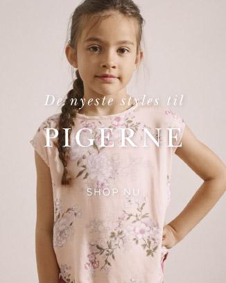 Rosemunde tøj til børn og piger kjoler toppe