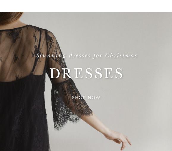 Rosemunde dresses for christmas party 2018