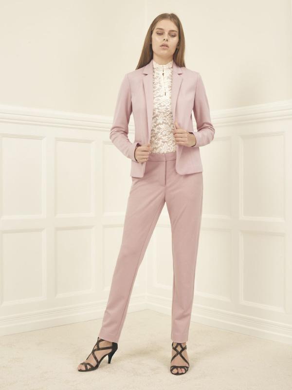 The feminine suit