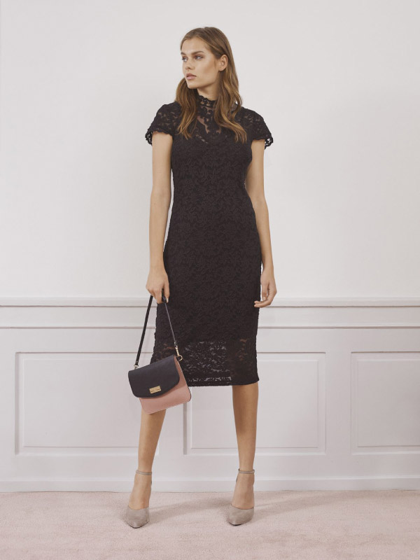 Dress absolutely fabulous with our new full lace dress