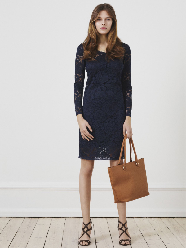 A full lace dress for any occasion