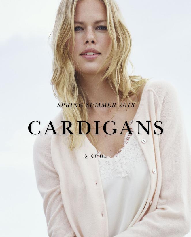 Rosemunde Cardigans