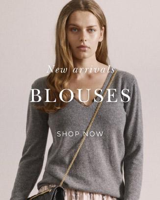 Rosemunde blouses