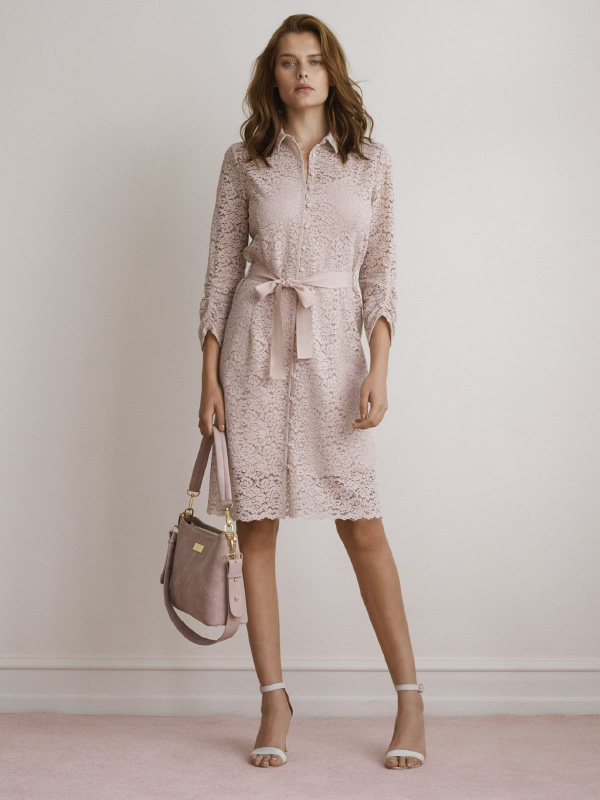 LOOK AMAZING IN OUR FABOULOUS FULL LACE DRESS THAT CAN EASILY GO FROM DAY TO NIGHT