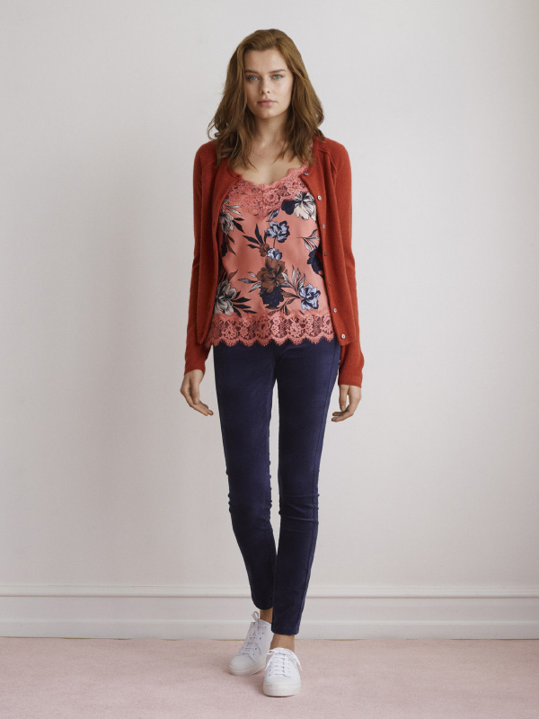 A TAKE ON A CASUAL EVERYDAY LOOK WITH SEASONAL COLOURS AND PRINTS