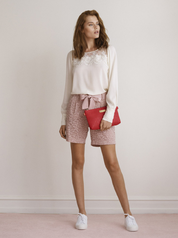 CHIC AND TIMELESS OUTFIT PERFECT FOR THE SUMMER SEASON