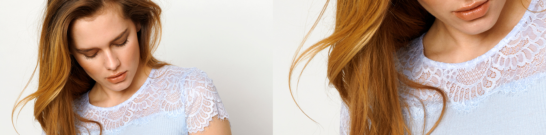 Rosemunde tøj materiale og stof toppe bluser