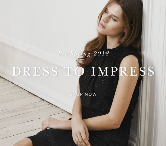 Rosemunde Dress to impress