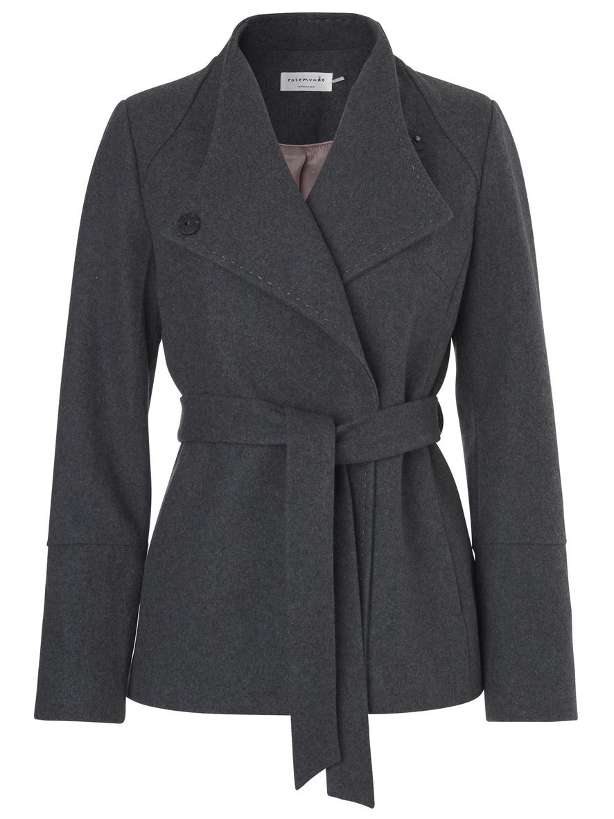 rosemunde wool coat jackets rosemunde aps. Black Bedroom Furniture Sets. Home Design Ideas