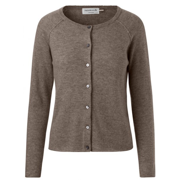 ROSEMUNDE CARDIGAN IN CASHMERE AND WOOL
