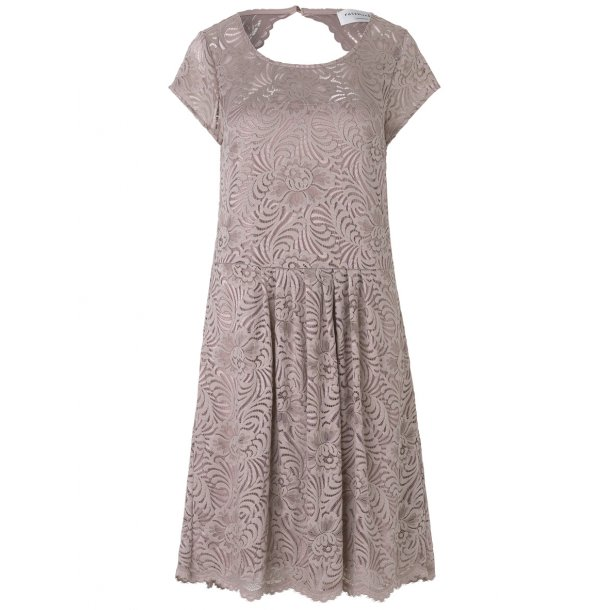 Rosemunde A Shaped Lace Dress