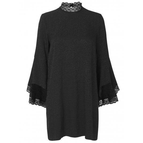 Rosemunde High-Neck Dress