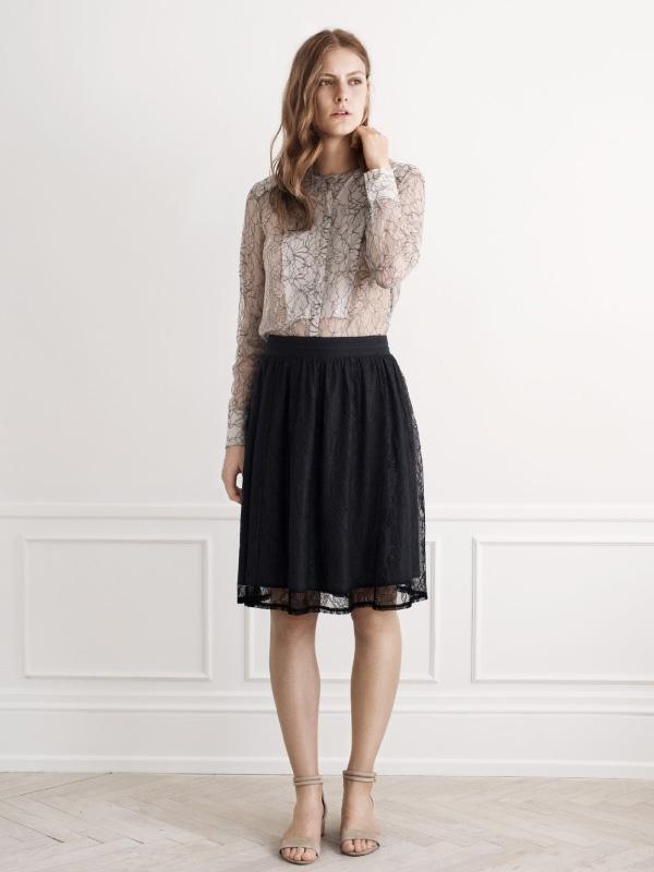 Elegant styles of lace