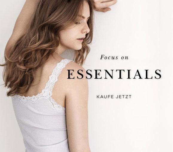 Focus on essentials
