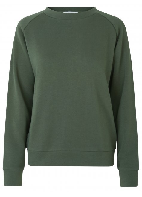 Sweatshirt, Dark pine