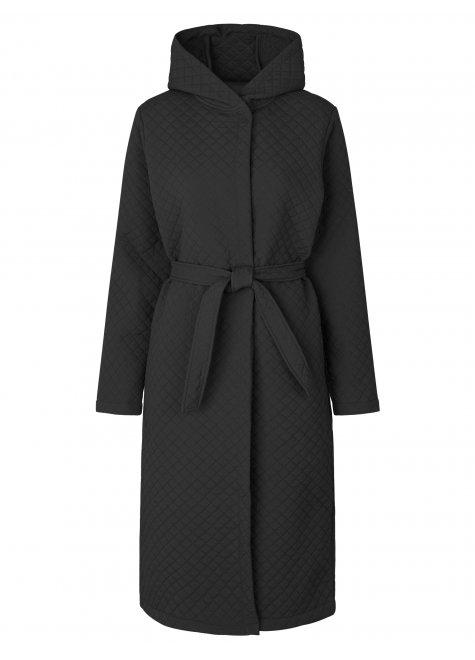 Winter robe, Black