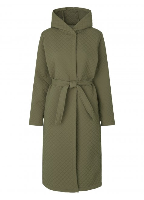 Winter robe, Olive Night